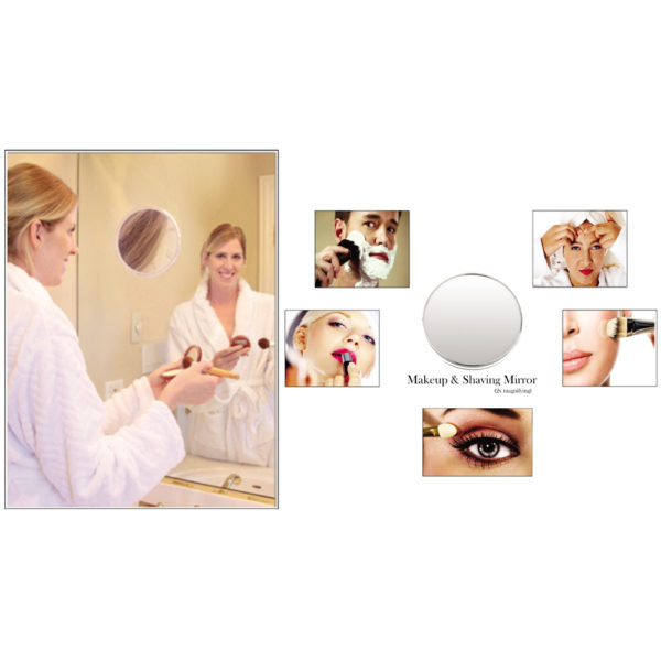 Makeup & Shaving Mirror