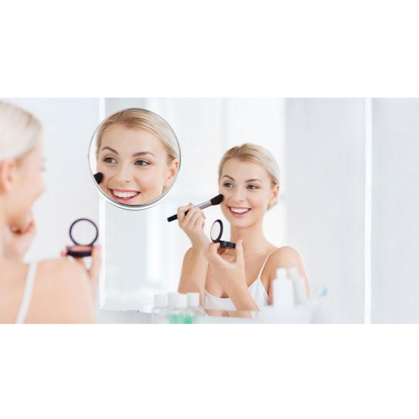 Shaving/Makeup Mirror